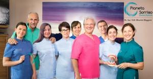 Clinica dentale Bergamo - Pianeta Sorriso