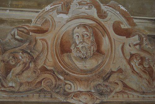 Palazzo Roncalli Androne 2